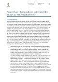 Samverkan i Bottenvikens vattendistrikt: analys av ... - DiVA - Page 3