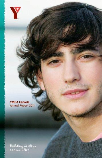 YMCA Canada Annual Report 2011