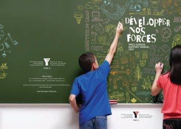 2007 Rapport annuel de YMCA Canada