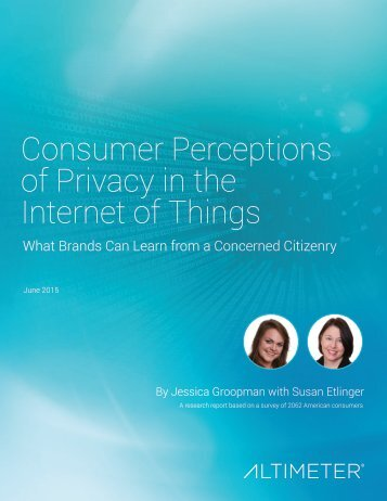 Consumer-Perceptions-Privacy-IoT-Altimeter-Group
