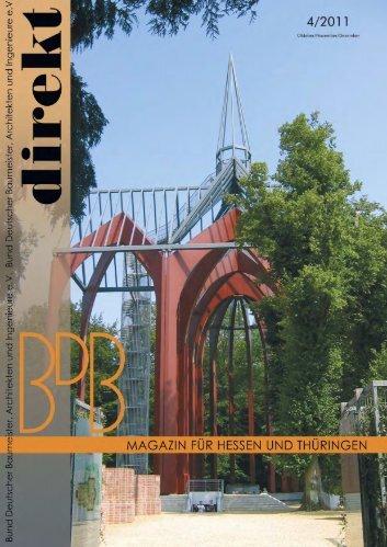 ANSICHTSSACHE - FRANKFURT RHEIN MAIN - BDB direkt