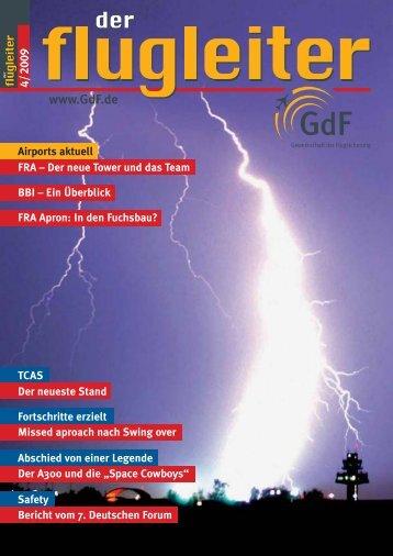"""""""der flugleiter"""" im  PDF-Format - GdF Gewerkschaft der ..."""