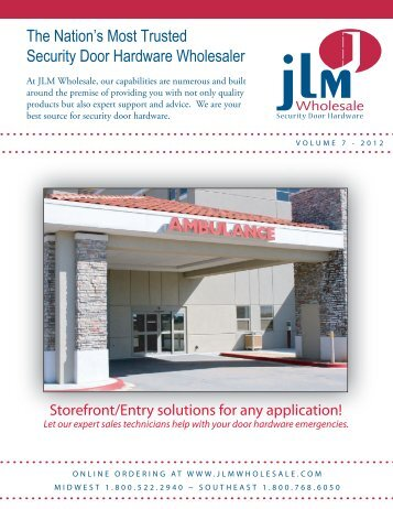 catalog download - JLM Wholesale