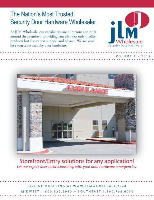 catalog download - JLM Wholesale