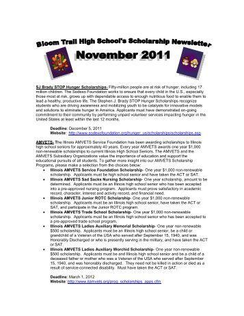 november 11.pdf - Bloom Trail High School