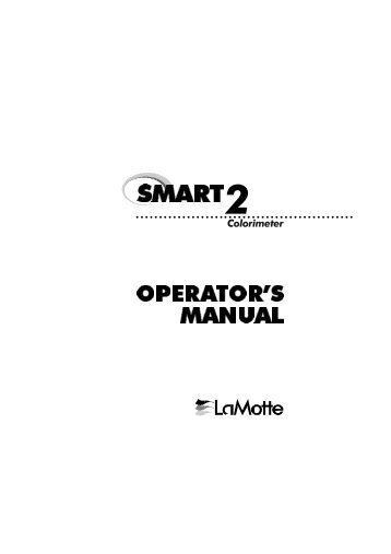 Operation Manual - Field Environmental Instruments