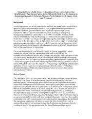 Position Paper - Montana Petroleum Association