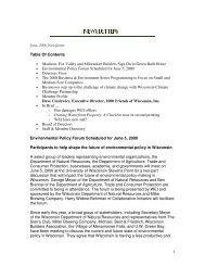 1 June, 2000 Newsletter Table Of Contents ... - Green Built Home