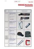 PROPLAST Verkaufsunterstützung PROPLAST Merchandise - Seite 6