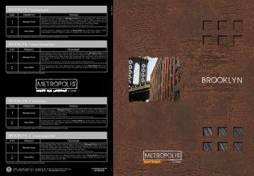BROOKLYN - Cartella colori - Bindifortedeimarmi.com