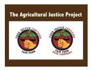 LaborAJPDFTASlighOrg.. - Sustainable Food Trade Association