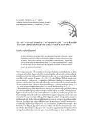 En upptecknare berättar – berättarteknik i Jakob Edvard ... - Elore