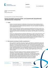ja terveydenhuollon järjestämislain valmisteluryhmän ... - Kunnat.net