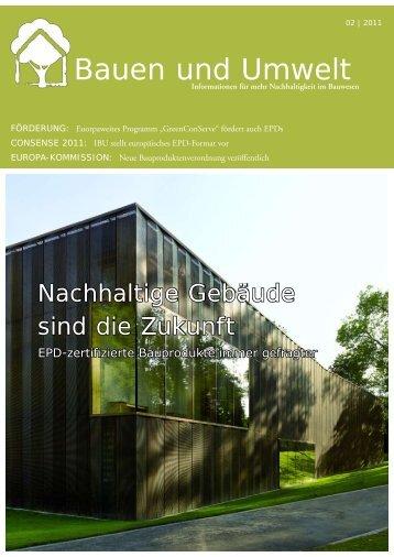 Bauen und Umwelt