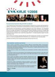 KIRJE 1/2008 - Eva