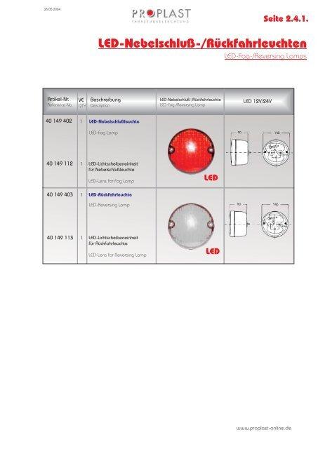 Typ: BLINKLEUCHTEN IVECO - Proplast