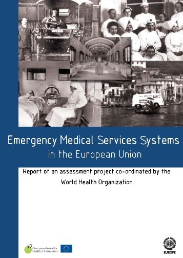 Emergency medical services systems in the European Union