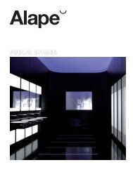 PUBLIC SPACES - Alape