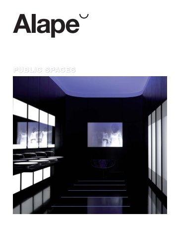 PUBLIC SPACES - Alape