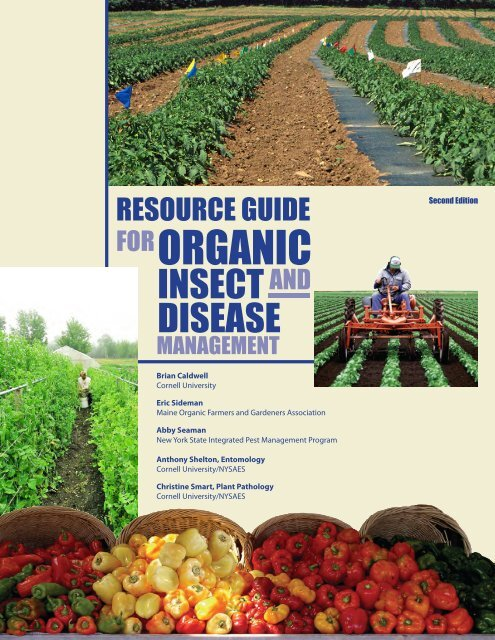 Resource Guide for Organic Insect and Disease ... - Cornell University