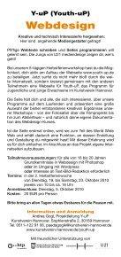 Webdesign - Kunstvermittlung Gogl - Seite 2