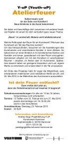 Atelierfeuer - Kunstvermittlung Gogl - Seite 3