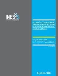 Actes UETMISS 170211 - INESSS