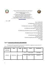 Circ. n. 277 Roma, 18/05/2013 Al Collaboratore vicario perle Scuole ...