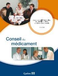 Étude sur l'usage des anti-inflammatoires non stéroïdiens - INESSS