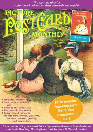 PPM revisits Manchester's Belle Vue amusement park - Picture ...