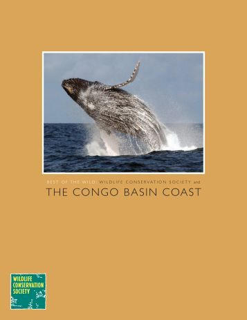 the congo basin coast [pdf] - Wildlife Conservation Society