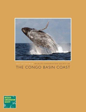 the congo basin coast [pdf] - Wildlife Conservation Society