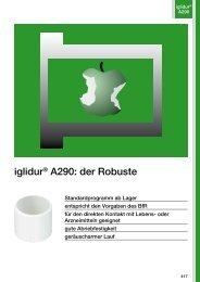 iglidur® A290: der Robuste - Igus