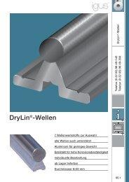 DryLin®-Wellen - Igus