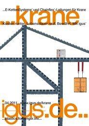 ..E-KettenSysteme® und Chainflex®-Leitungen für Krane ... - Igus