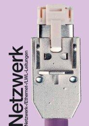 Netzwerk Netzwerk-/Ethernet-/LWL-Leitungen - Igus