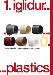 Polymer-Gleitlager...35 Werkstoffe in sieben Gruppen... - Igus