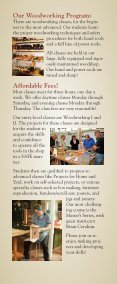 Woodworking Classes - Diablo Woodworkers - Page 3