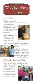Woodworking Classes - Diablo Woodworkers - Page 4