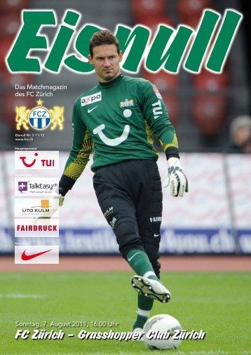 FC Zürich – Grasshopper Club Zürich