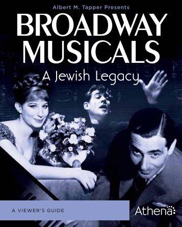 Broadway Musicals - Athena