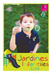 Jardines Infantiles 2013