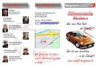 Mike Sander´s Hohlraumversiegelung - Autohaus D. Bergmann