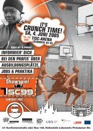 Flyer Summer Job Event - Magdeburger Platz Quartier