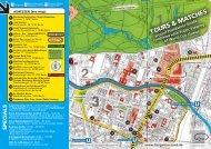 Tours and Matches RZ - Magdeburger Platz Quartier