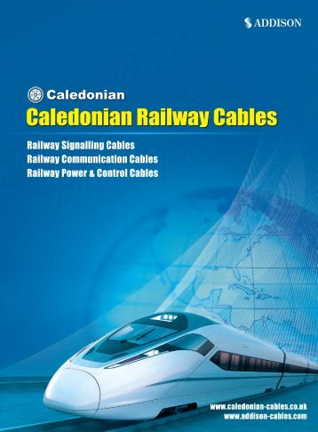Caledonian Railway Signalling Cables - Railway Cables