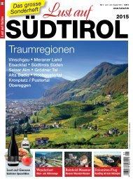 Lust auf Südtirol 2015 LESEPROBE