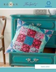 New Lifestyle Fabrics Cataloge | May 2015