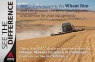 WheatRun_PostCard 5 - AGCO Parts