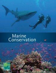 Marine Conservation - WCS Fiji